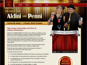 Aldini Magic
