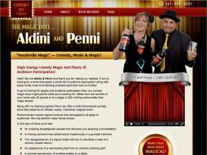 Aldini Magic