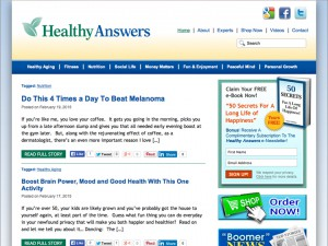 HealthyAnswers