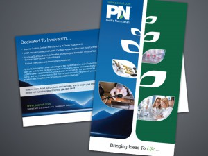 Pacific Nutritional Postcard