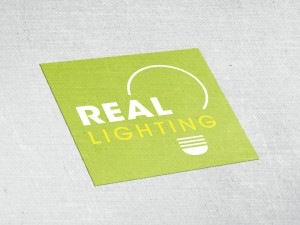 Real Lighting Logo