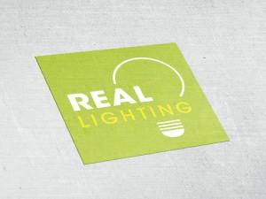 Real Lighting Logo