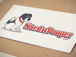 ShednPooper.com Logo