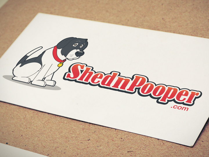 Pet website logo design