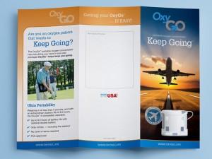 OxyGo Trifold Brochure