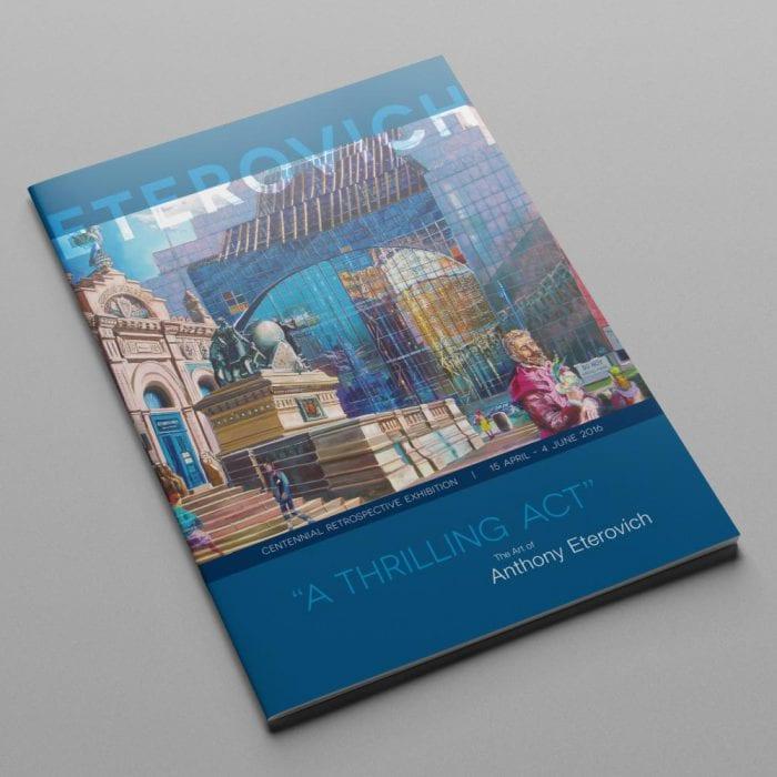 Art Exhibition Brochure