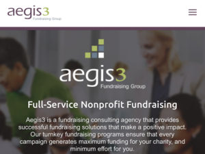 Aegis3 Fundraising Group