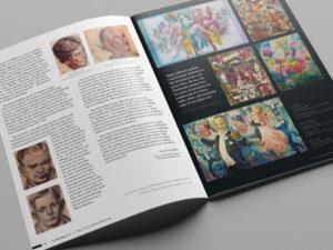 Anthony Eterovich Art Exhibition Catalogue