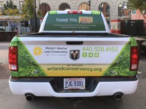 Vehicle Wrap for WRLC