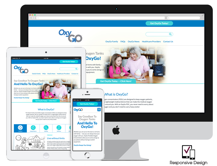 Responsive Medical Website