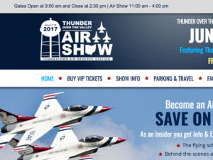 Youngstown Air Show Website