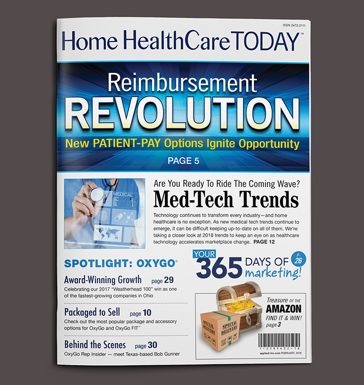 Direct Mail Health Magazine