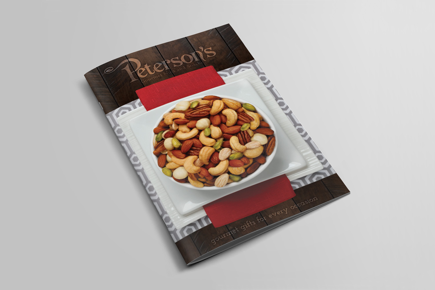 King Nut gift catalog design