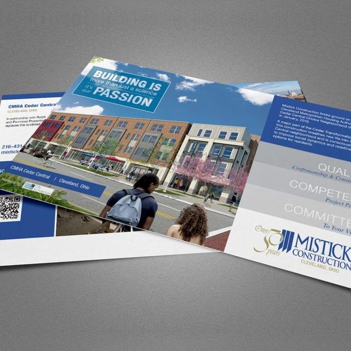 Mistick Construction Postcards