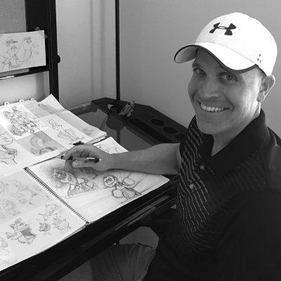 Andy Kasl, Lead Designer