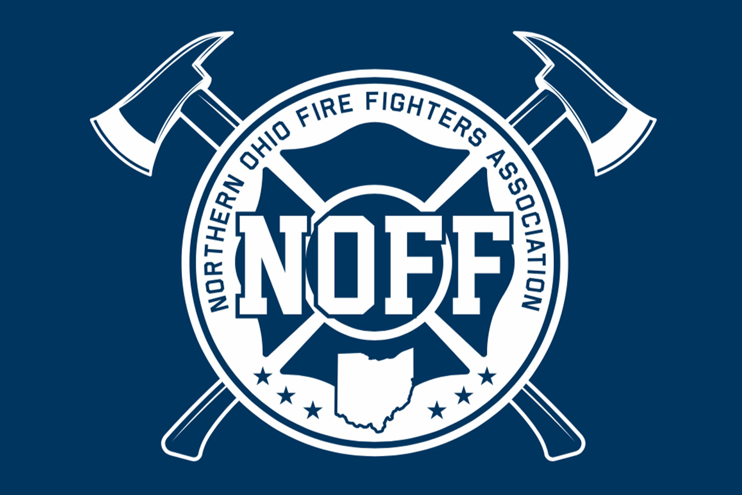 Northern Ohio Firefighters Logo
